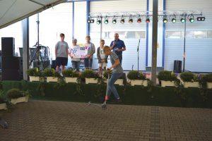 Sechs junge Altheimer setzen sich mit einer Spendenaktion dafür ein, dass in Altheim eine Skateranlage gebaut werden kann. Bei der Gewerbeschau zeigen die Jungs ihr Können.