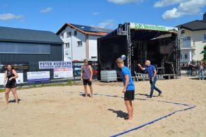 Beachvolleyballturnier der DJK