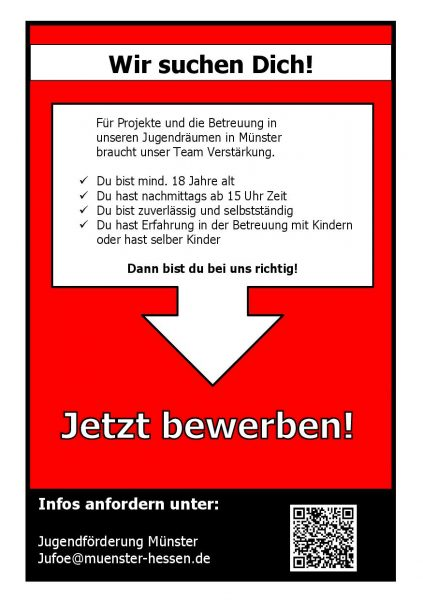 Gemeindeverwaltung Münster In Hessen Wir Suchen Dich