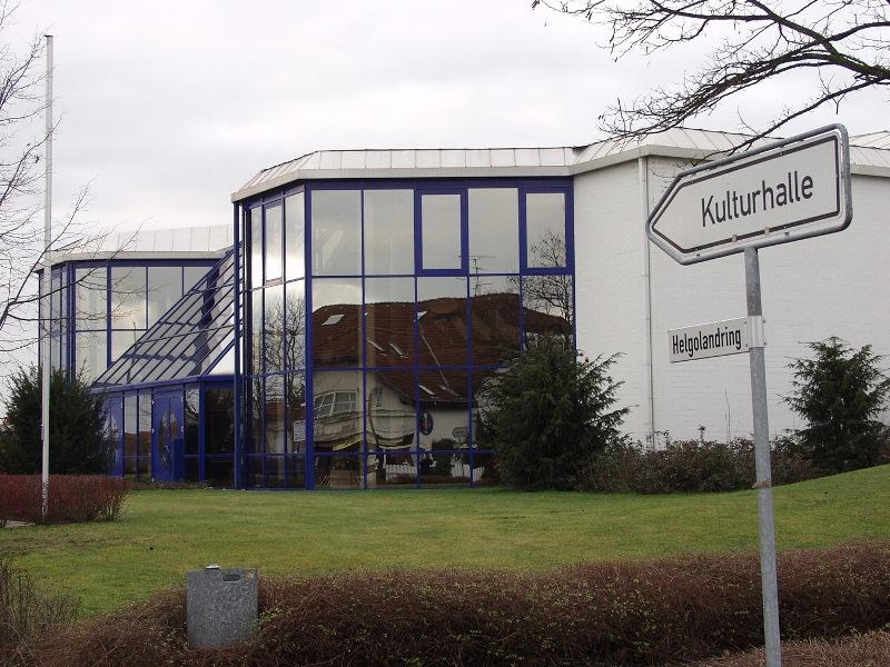Die Kulturhalle ist eine beliebte Veranstaltungslocation der Münsterer Vereine. Foto: André Grohe