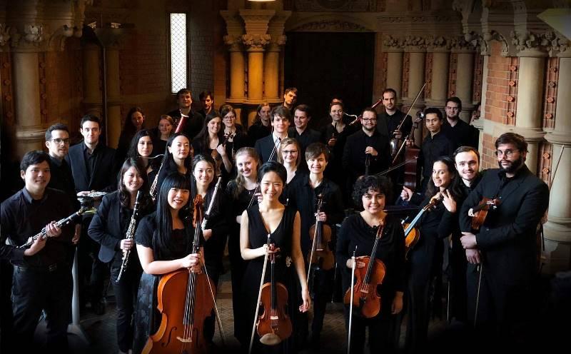 Das Beethoven Orchester Hessen kommt zum Neujahrskonzert 2019 nach Münster. Foto: Beethoven Orchester Hessen