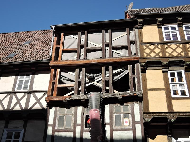 Allzu oft landen Bauteile von alten Gebäuden auf der Mülldeponie, obwohl sie noch weiterverwendet werden könnte. Foto: TU Darmstadt