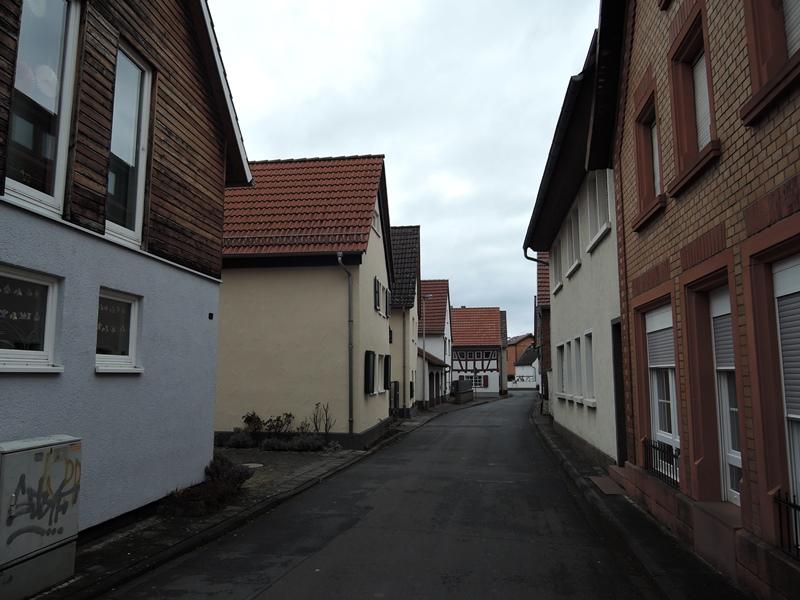 """Der alte Ortskern profitiert von dem Programm """"Aktive Kernbereiche"""". Eigentümer können sich um Fördermittel zur Fassadensanierung bewerben. Foto: GM/Linke"""