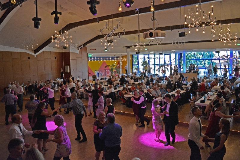 Am 3. November heißt es in Münster wieder: Tanztee! Foto: GM/Lena Brunn