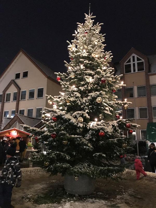 Es ist wieder Weihnachtsmarkt in Münster! Foto: GM/Meike Mittmeyer-Riehl