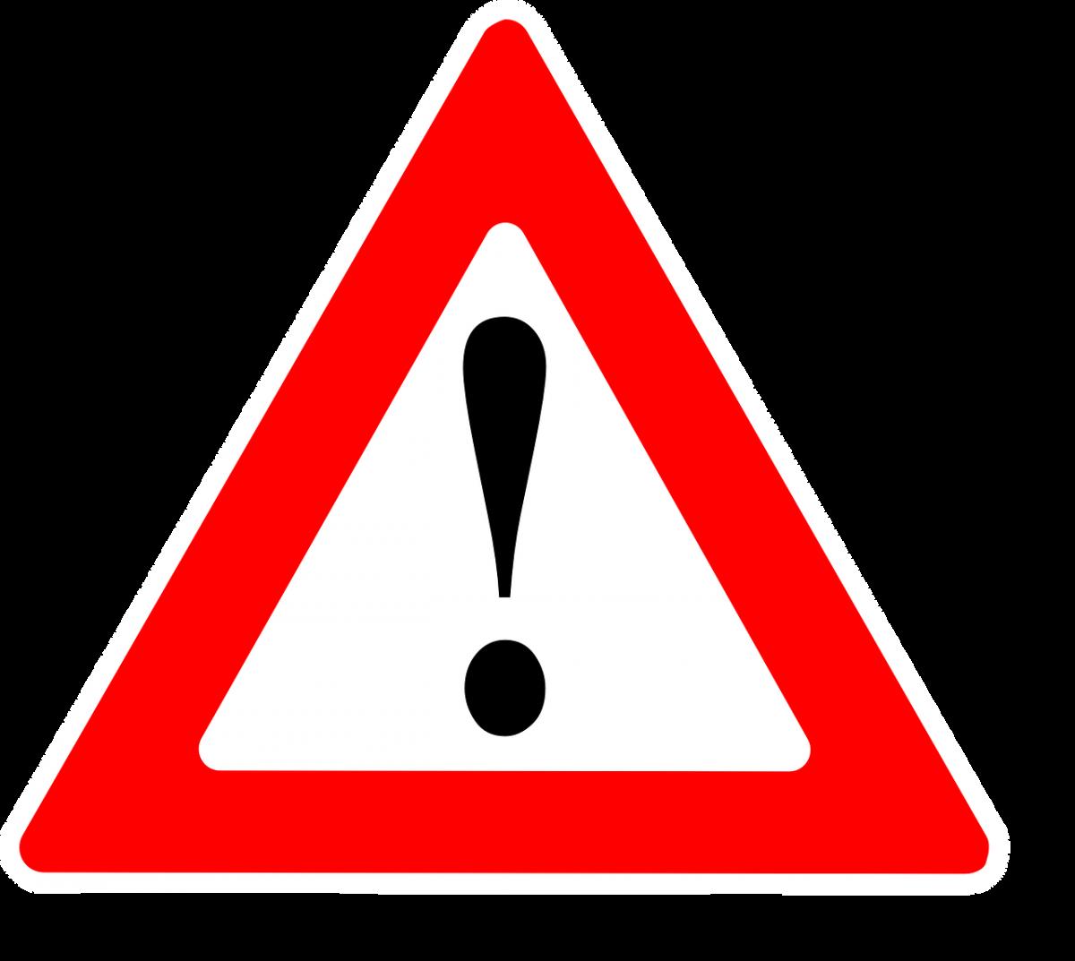 Aktuelle Warnmeldung