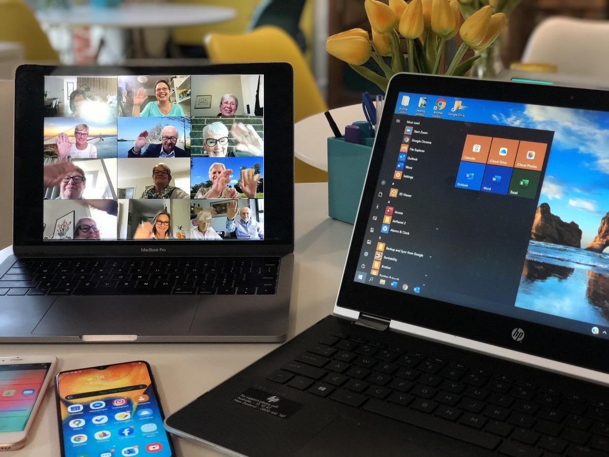 Schnelles Internet ist gerade in Zeiten von Corona und Online-Meetings wichtig. Foto: Pixabay