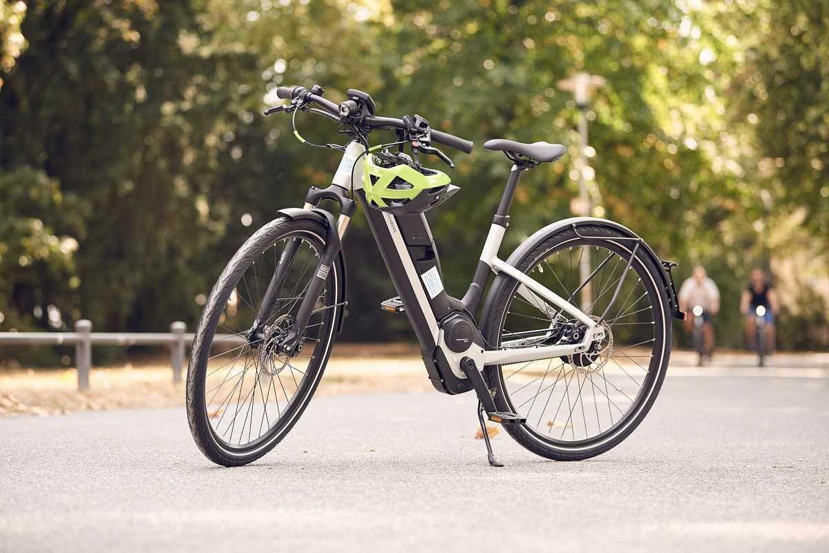 """Alle Münsterer haben ab dem 18. Januar die Chance, für zwei Wochen kostenlos ein E-Bike zu testen, denn Münster nimmt an der Aktion """"Radfahren neu entdecken"""" teil. Foto: HMWEVW - Corinna Spitzbarth"""