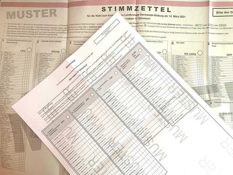Für die Kommunalwahl am 14. März werden noch Ersatz-Wahlhelfer*innen gesucht. Foto: GM/Mittmeyer-Riehl