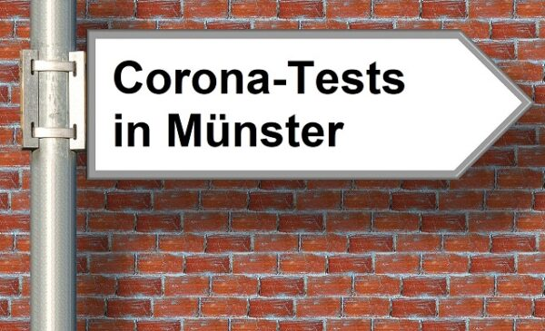 Corona-Tests in Münster