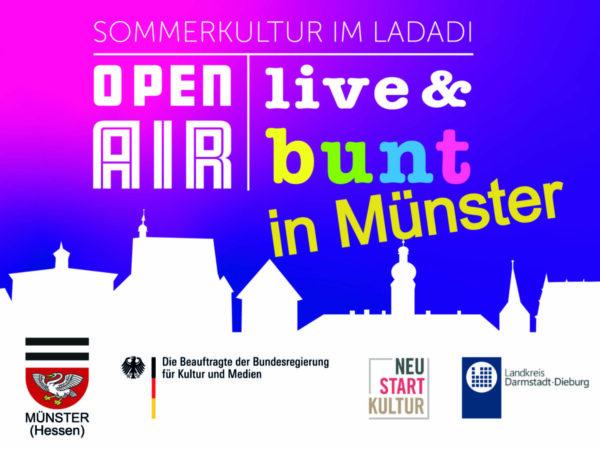 Kultursommer 2021 in Münster